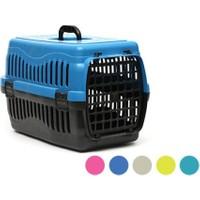 Pati Desenli Büyük Kedi Köpek Taşıma Kabı