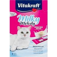 Vitakraft Sütlü Sıvı Kedi Ödül 70 gr