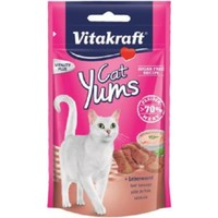 Vitakraft Ciğerli Yumuşak Kedi Ödül 40 gr