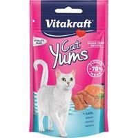 Vitakraft Somonlu Yumuşak Kedi Ödül 40 gr