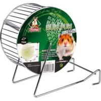 Karlie Krom Kaplama Metal Hamster Tekerleği 15 CM