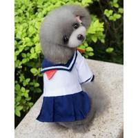 By Kemique Sailor Denizci Kız Elbisesi