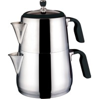 Neva N2315 Eva Premıum Çaydanlık-Siyah