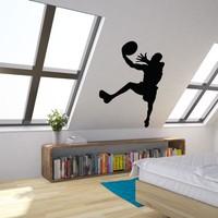 Bisticker W-162 Basketbol Duvar Sticker