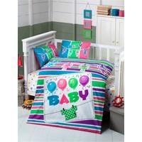 Kidboo Baskılı Nevresim Takımı 10 x 150 - Baby