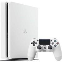 PlayStation 4 Slim 500 Gb Oyun Konsolu Beyaz (İthalatçı Garantili)
