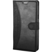 Case Man Samsung S6 Kartvizit Ve Standlı Premium Kapaklı Cüzdan Kılıf + Temizlik Kiti + Kalem