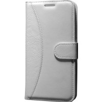 Case Man Huawei Ascend G7 Kartvizit Ve Standlı Premium Kapaklı Cüzdan Kılıf + Temizlik Kiti + Kalem