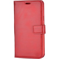 Case Man Samsung S5 Mini Kartvizit Ve Standlı Algos Kapaklı Cüzdan Kılıf + Cep Bakım Kiti + Kalem