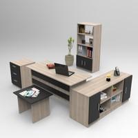 Yurudesign Vario ABCDF Ofis Büro Masa Takımı 3 Renk