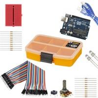 Arduino Temel Set (Arduino Uno R3)
