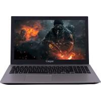 """Casper F700.7500-8T55X-G-IF Intel Core i7 7500U 8GB 1TB GTX950M Freedos 15.6"""" FHD Taşınabilir Bilgisayar"""