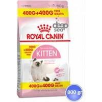 Royal Canin Kitten Yavru Kedi Maması 400+400 Grm.