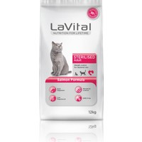 Lavital Sterılısed Kısır Kedi Maması 12 Kg.