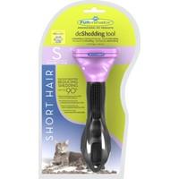 Furminator Short Hair Kısa Tüylü Kedi Tarağı S