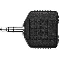 Kirlin 2652 3,5mm TRS M - 2X3,5mm TRS F Kablo