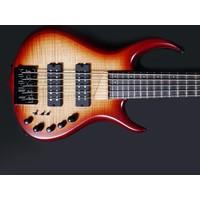 S. Marcus Miller M7 Alder (Maple Top) 5 Tel Bas Gitar BR