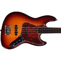 S. Marcus Miller V7 Alder 4 Tel Perdesiz Bas Gitar TS