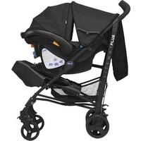 Chicco Lite Way Plus Travel Sistem Bebek Arabası Siyah