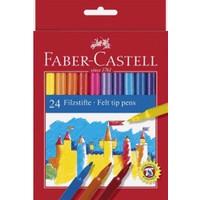 Faber-Castell Unicolor Keçeli 24Lü 554224