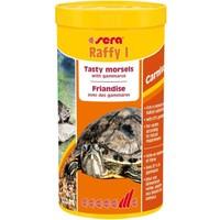 Sera Raffy I Gammarus Karışımı Kaplumbağa Yemi 1000 ml