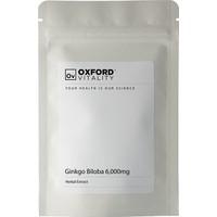 Oxford Vitality Ginkgo Biloba 120 Tablet