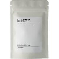 Oxford Vitality Selenium (Selenyum) 200 Mcg 120 Tablet