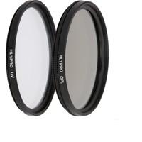Haskan Canon 50mm f/1.8 Lens İçin 52mm Uv Filtre + CPL Filtre