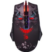 Bloody P85 Skull 5000 Cpı Rgb Animasyon 5K Optik Gamer Mouse - Metal Ayak