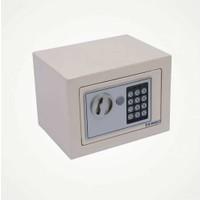 Diall Elektronik Mini Kasa Krem Rengi