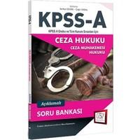 657 Yayınevi 2018 Kpss A Grubu Ceza Hukuku Açıklamalı Soru Bankası
