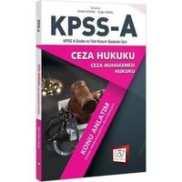 657 Yayınevi 2018 Kpss A Grubu Ceza Hukuku Konu Anlatım
