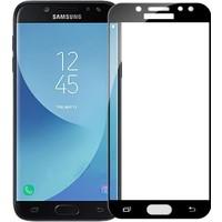 Teleplus Samsung Galaxy J7 Pro Tam Kapatan Kırılmaz Cam Siyah