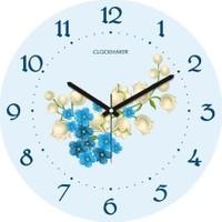 Clockmaker By Cadran 30X30 Mdf Duvar Saati Cmm104