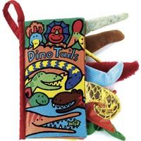 Jellycat Bez Kitap Dino Tails