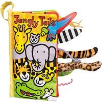 Jellycat Bez Kitap Jungly Tails