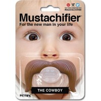 Mustachifier Bıyıklı Emzik - Kovboy