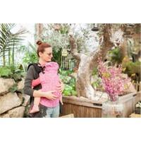 Neko Toddler Kanguru - Limited Rose - Leaf