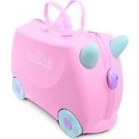 Trunki Çocuk Bavulu - Açık Pembe Rosie