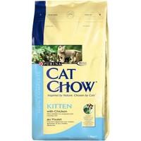 Cat Chow Tavuklu Yavru Kuru Kedi Maması 15 Kg