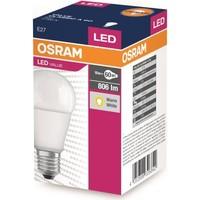 Osram 9.5 Watt E-27 Duy 2700K Sarı Işık Led Ampul 10 Adet 9.5W