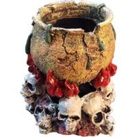 Ti-Sert Cadı Kazanı Akvaryum Dekoru (D-254)