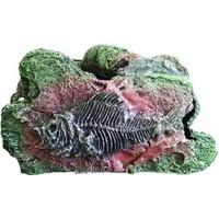 Ti-Sert Fosilli Kaya Akvaryum Dekoru (D-321)