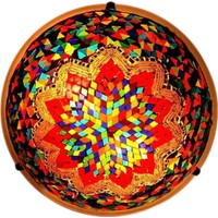 Otantik Osmanlı Dekoratif Mozaik 40 Lık Duvar Plafonyerleri-5405