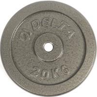 Delta Deluxe Dura-Strong Parlak Gri Döküm Plaka - 20 Kg - DS 5200