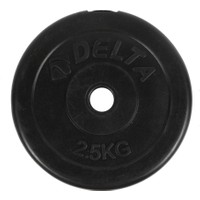 Delta Vinyl Kaplı Dura-Strong Deluxe Plaka - Çiftli