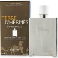 Hermes Terre D Hermes Eau Tres Fraiche Metal Edt 150 Ml