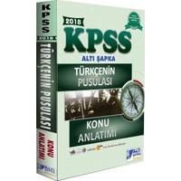 2018 Kpss Türkçe'nin Pusulası Konu Anlatımlı