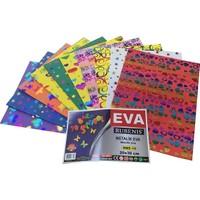 Rubenis Karışık Renk Metalik Eva 10 Adet 20x30 cm