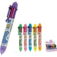 Onas 8 Renk Tükenmez Kalem 8168